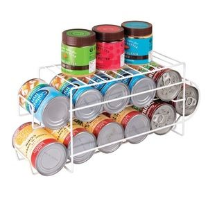 🌼mDesign 2-Tier Can Storage Dispenser